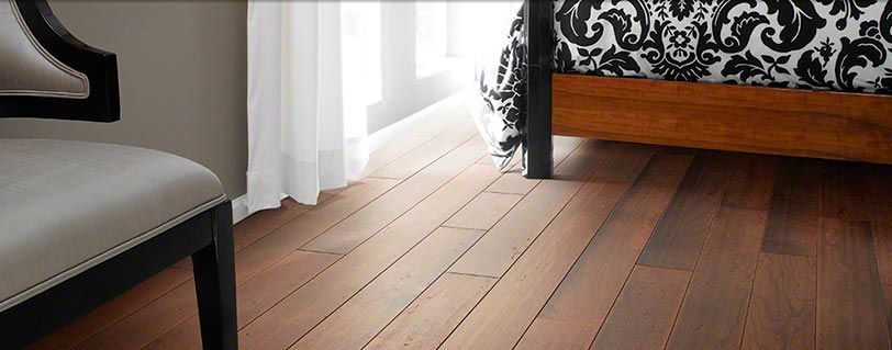 Wood Grades and Shaw Hardwood Flooring