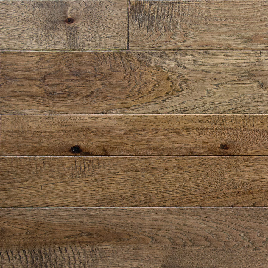 Hardwood Flooring Somerset Floors Handcrafted Collection Winter Wheat Hickory Mixed Widths