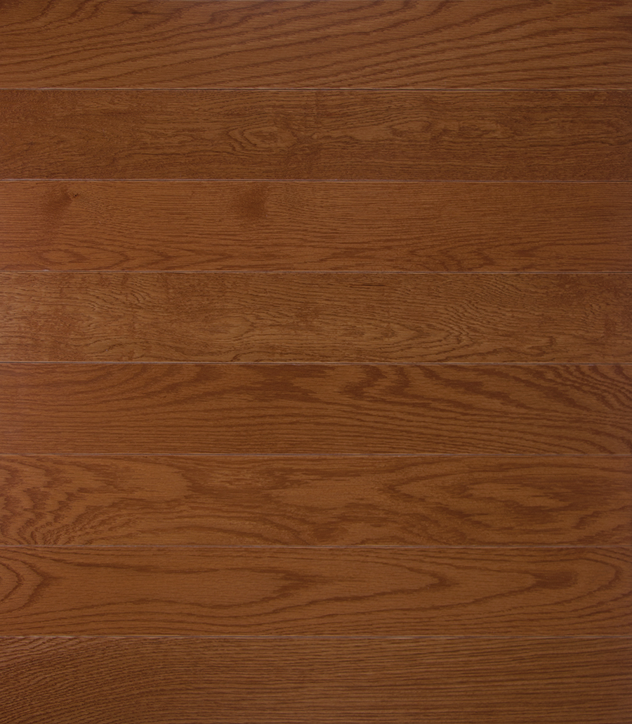 Gunstock Red Oak 2.25""