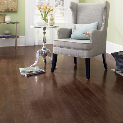 hardwood flooring: mullican hardwood floors - muirfield solid oak