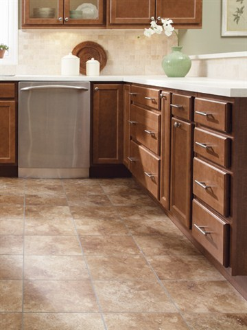 Nafco Luxury Vinyl Tile By Tarkett
