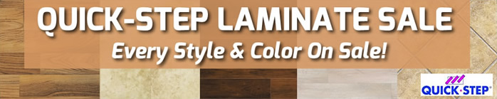 Quick-Step Hardwood Flooring Sale