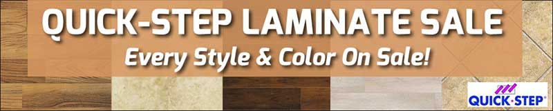 Quick-Step Laminate Flooring Sale